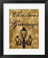 Framed Christmas Greetings