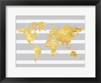 Framed Map It Out