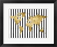 Framed Travel The Map
