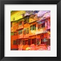 Framed Architectural Color 1