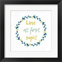Framed Love At First Sight