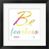 Framed Fearless