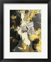 Framed Golden Void