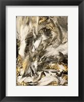 Framed Gold Black Silver