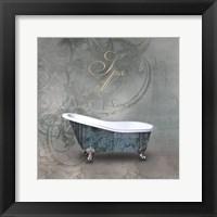 Framed Silver Bath 2