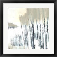 Framed Winter Woods I