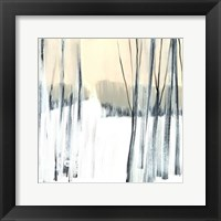 Framed Winter Woods II