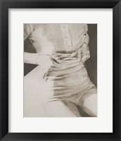Framed Sunday Morning