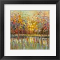 Framed Seasonal Trees