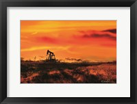 Framed Prairie Gold