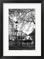 Framed Amsterdam Life