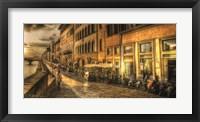 Framed Florence Rain