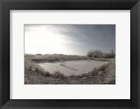 Framed Hockey Pond