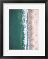 Framed Sand and the Sea