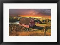 Framed Storm Barn