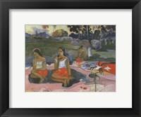 Framed Nave Nave Moe (The Sacred Spring Sweet Dreams)