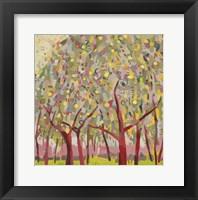 Framed Gold Orchard
