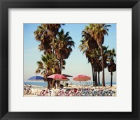 Framed Oceanscape Venice