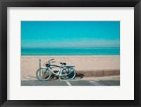 Framed Bike to the Beach