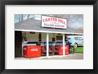 Framed Filling Station