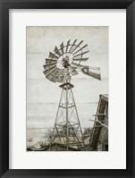 Framed Windmill Waterpump