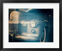 Framed 1940's Caddy