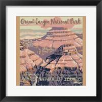 Framed Grand Canyon National Park