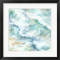 Framed Ocean Waves I