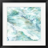 Framed Ocean Waves II