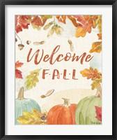 Framed Falling for Fall VI