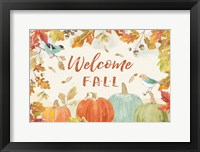 Framed Falling for Fall I