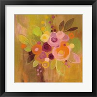 Framed Small Bouquet II