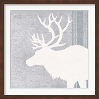Framed Woodland Animal II