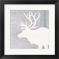 Framed Woodland Animal II