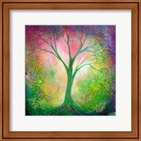 Framed Tree of Tranquility