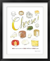 Framed Cheese