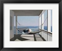 Framed Hammock & Pillows