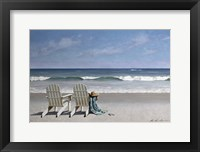 Framed Tide Watching