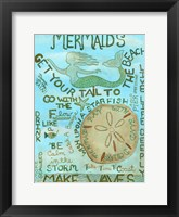 Framed Mermaids