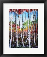 Framed Fall Paradise