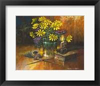Framed Romance And Art