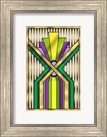 Framed Art Deco 15