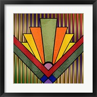 Framed Art Deco 27
