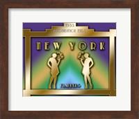 Framed New York Prohibition