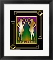 Framed Flappers