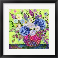 Framed Bright Blooms