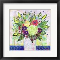 Framed Love Letter Vase 2