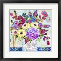 Framed Love Letter Vase 3