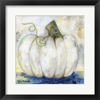 Framed Pumpkin 3