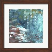 Framed Brick Waves